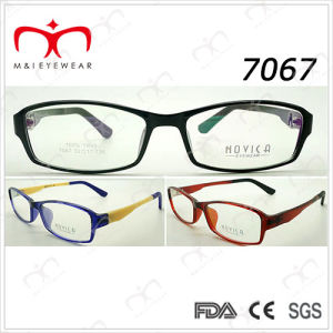 New Fashion Tr90 Eyewear Eyewearframeoptical Frame (7067) pictures & photos