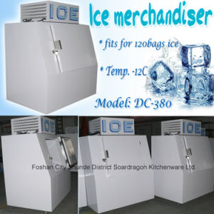 Ice Merchandiser for 120 Packs Ice Freezing Storage pictures & photos