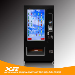 46 Inch Touch Screen WiFi Vending Machine for Snacks&Drinks pictures & photos