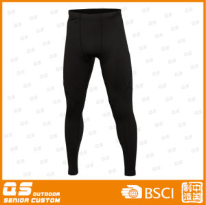 Men′s Sports Running Quick Dry Polyester/Spandex Pants pictures & photos