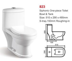 Ceramic Child Toilet (No. 823) pictures & photos