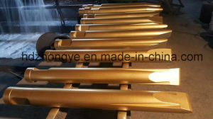 2016 Rod Chisel 75mm Hydraulic Breaker Excavator 8 Ton Hydraulic Hammer Tools pictures & photos