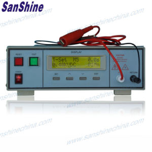 Programable AC Withstand Voltage and Insulation Resistance Tester (SS7112) pictures & photos