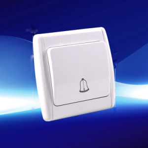 1 Gang European Bell Switch (YW21109)