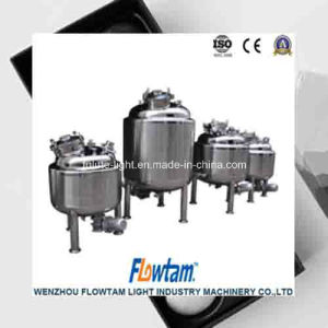 Customized Industrial Stainless Steel Magnetic Agitation Tank pictures & photos