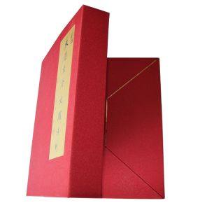 Customized Packaging Box Rigid Box Gift Box Manufacturing pictures & photos