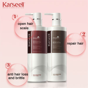 Karseell PRO Tech Keratin and Shampoo Especially for Coarse Hair pictures & photos