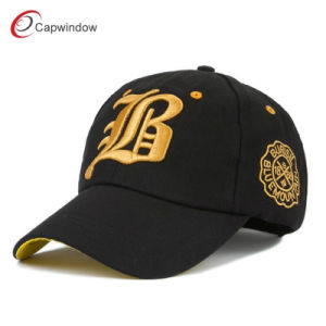 Capwinow New Custom Sports Baseball OEM Cap with Brushed Cotton pictures & photos