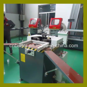 Manufacture Aluminum Window Machine / Aluminum Door Corner Combining Machine pictures & photos