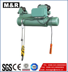 15 Ton Wire Rope Electric Hoist with Low Price pictures & photos