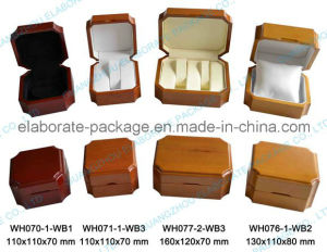 Customized Jewellry Box Various Shape and Different Style Wooden Box pictures & photos