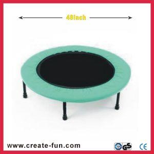 """Createfun 48"""" Indoor Spring Mini Trampoline"""