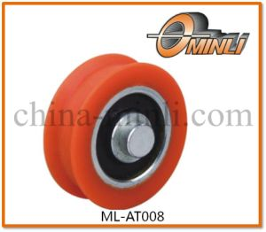 Window and Door Accessories Plastic Coated Bearing (ML-AT008) pictures & photos