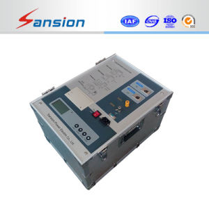 Transformer Capacitance Dissipation Factor Dielectric Loss Analyzer pictures & photos
