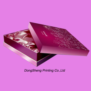 Pink Paper Packaging Box for Face Mask