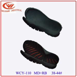 Popular New Design Outsole Men Sandals Sole Fashion EVA Rb Outsole for Making Flip Flop pictures & photos