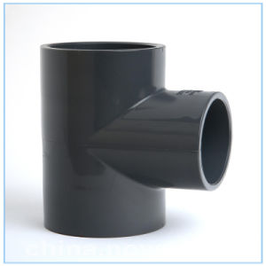 UPVC Conduit Pipes Sizes for Irrigation Water Pipe Fittings pictures & photos
