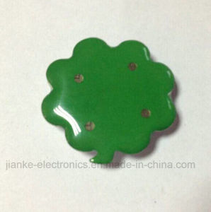 Customized Glow Flashing Magnet with Logo Printed (3161) pictures & photos