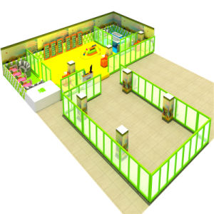 2016 Newest Candy Theme for Children Indoor Playground pictures & photos
