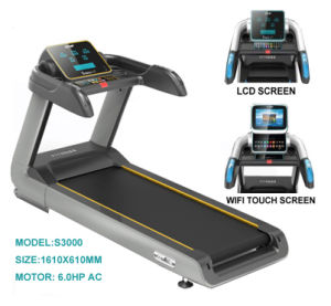 New Gym Equipment, Commercial Treadmill (S3000) pictures & photos