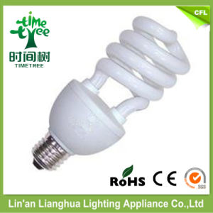 18W 24W 26W T4 Halogen Half Spiral CFL pictures & photos