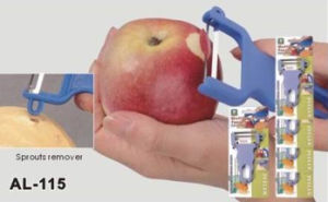 Fruit Peeler/Kitchen Tools/Vegetable Planer A0064 pictures & photos