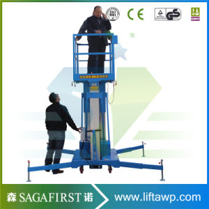 Sell Propelled Aluminium Work Platform with Ce pictures & photos