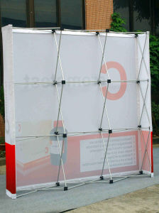 Pop up Trade Show Display with Custom Graphics and Spotlights pictures & photos