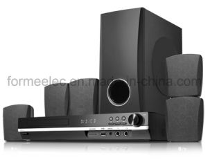 5.1CH DVD Home Theater System Subwoofer 100W Ht356 pictures & photos