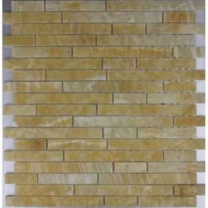 China Honey Onyx Mosaic Manufacture Tile for Nvsa126