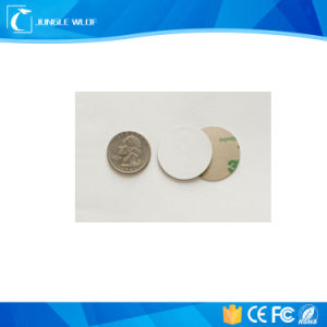 Ntag213 NFC Sticker on-Metal Circle (30mm) pictures & photos