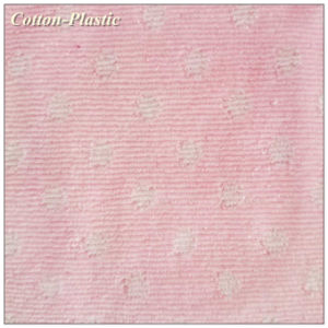 Dobby Cotton Polyester Velvet Fabric for Home Textile