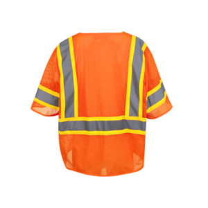 Class 3 ANSI Reflective Safety Vest pictures & photos
