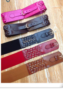 Cute Fashion Short Many Colors Kids Designer Fancy Belt
