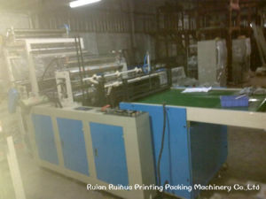 Poly Bag Making Machine pictures & photos
