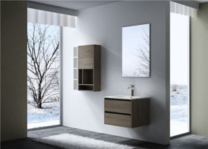 2016 New Design Germany Type Poplar in Market Bathroom Cabinet