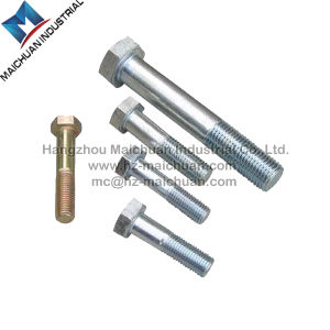 Hex Bolts (DIN933, DIN931) pictures & photos