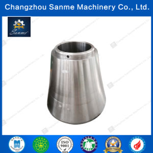 OEM Large Steel Casting CNC Machining Cone for Crusher