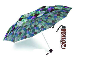 High Quality Animal Skin Print Windproof Umbrella (YS23083915R) pictures & photos