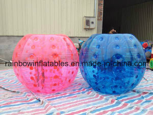Corloeful Human Soccer Bubble Ball, Inflatable Body Bump Ball pictures & photos