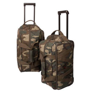 New Military Camouflage Trolley Wheel Hunting Bag pictures & photos