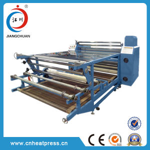 Fabric Rotary Heat Transfer Press Machine Automatic Heat Press Fheat Press Machine Made in China