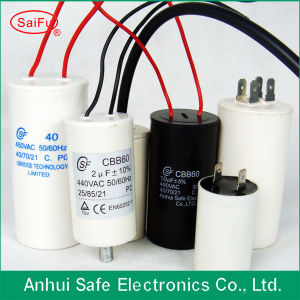 Cbb65 RoHS Electrolytic Capacitors 80UF 250V pictures & photos