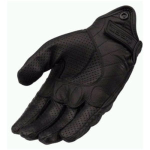 Professional Full Finger Leather Glove Motorcycle Racing Glove (MAG70) pictures & photos