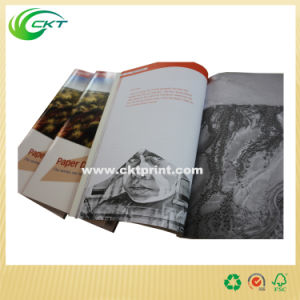 Customized Book Printing with Perfect Binding (CKT-BK-351) pictures & photos