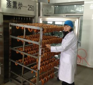 Hot Dog Making Machine pictures & photos