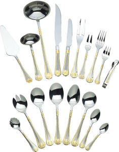 86PCS Stainless Steel Cutlery Set pictures & photos
