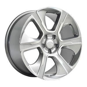 20*9.5 Silver Wheel for Replica pictures & photos