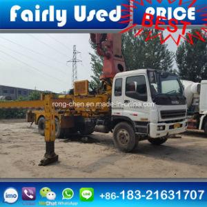 Used 6 X 4 Sany Isuzu Pump Truck 42meter