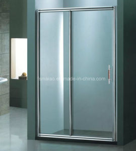 Sanitary Wares Aluminium Frame Sliding Shower Screen (H007B) pictures & photos